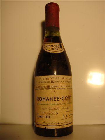 1B ROMANEE-CONTI (Grand Cru) 1,8 cm; e.l.a...