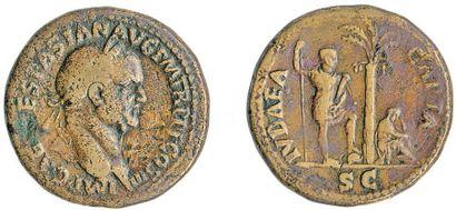 ROME. Vespasien (69 - 79).