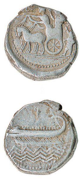 GRECE. Phénicie, Sidon (4e siècle av.).