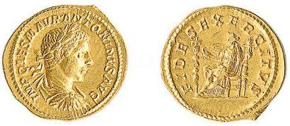 ROME. Elagabale (218 -222).