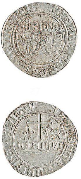 HENRI VI (1422 - 1443).