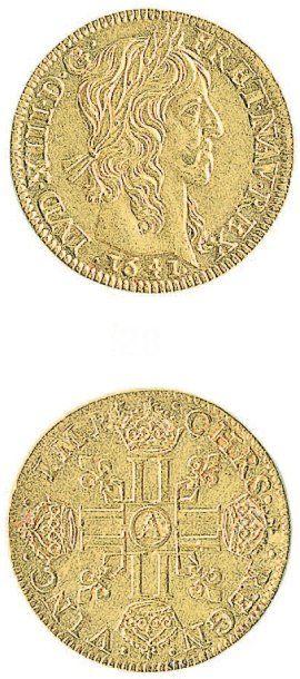 LOUIS XIII (1610 -1643).
