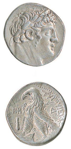 GRECE. Phénicie, Tyr (400 - 332).