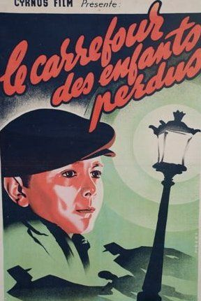 LE CARREFOUR DES ENFANTS PERDUS, 1943 (PIGEOT)...