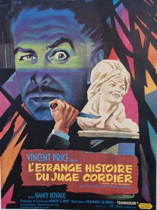L'ETRANGE HISTOIRE DU JUGE CORDIER, 1953...