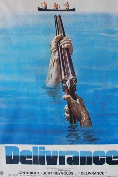 DELIVRANCE, 1972 Réal. J. Borman Entoilée,...