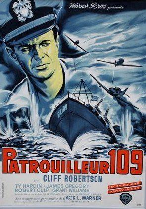 PATROUILLEUR 109, 1963 (KOUTACHY), réal....