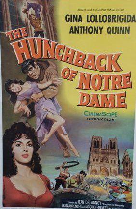 THE HUNCHBACK OF NOTRE DAME Réal. Delannoy,...