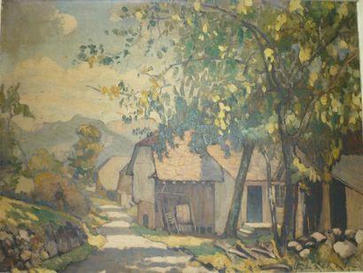 LACHAT Louis François,né en 1873,