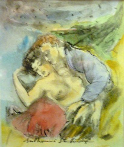 BERTHOME SAINT ANDRE Louis,1905-1977