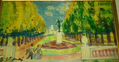 BERTHOMMÉ SAINT-ANDRÉ Louis,1905-1977