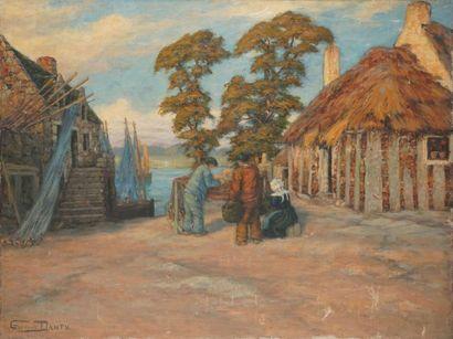 DANTU Georges, 1867-1935