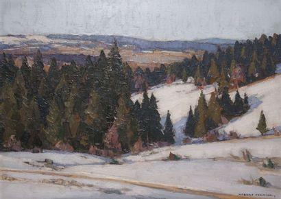 FERNIER Robert, 1895-1977