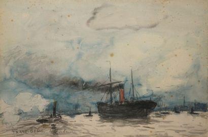 FRANK-BOGGS, 1855-1926