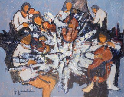 FRIBOULET Jef, 1919-2003