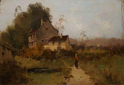 GALIEN-LALOUE Eugène, 1854-1941