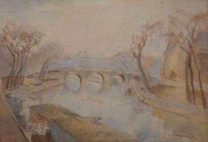 GERBAUD Abel, 1888-1954