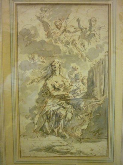Ecole Vénitienne du XVIIIe siècle