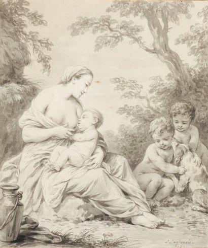 Louis LAGRENEE (1725 -1805)