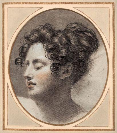 Attribué au Baron GERARD (1770 -1837)