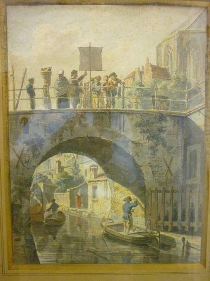 HOVE Batholomeus Johannes van (La Haye 1790 -1880)