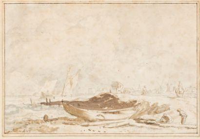 EVERDINGEN Alleart Van (Alkmaar 1621-Amsterdam 1675)