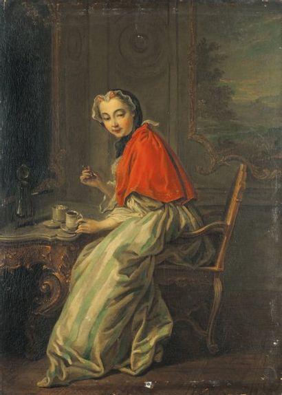 BOUCHER François (D'après) (1703 -1770)