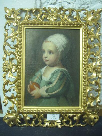 VAN DYCK Anton (D'après) (1599 -1641)
