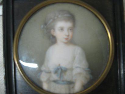 Ecole Française ou Polonaise, dernier tiers du XVIIIe siècle