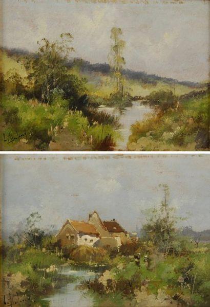 Eugène GALIEN-LALOUE 1854-1941
