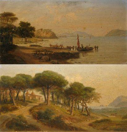 Édouard HOSTEIN 1804-1889