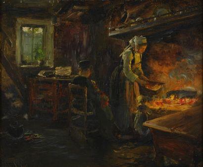 Gabriel Édouard THURNER 1840-1907