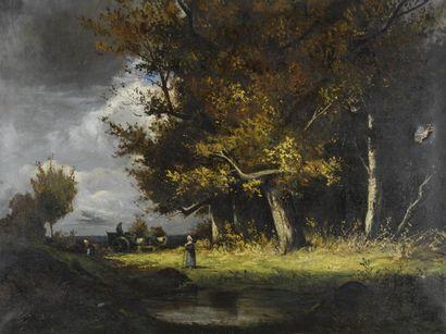 Étienne Maxime VALLÉE fin XIXe siècle