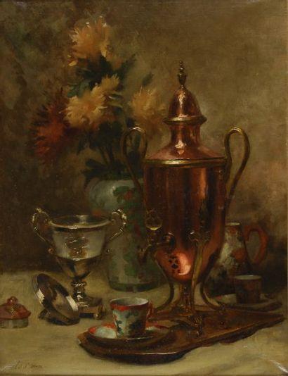 Edouard Modérat D'OTÉMAR XIX-XXe siècles