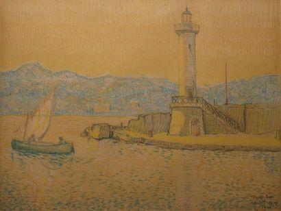 Paul DE LASSENCE 1886-1962