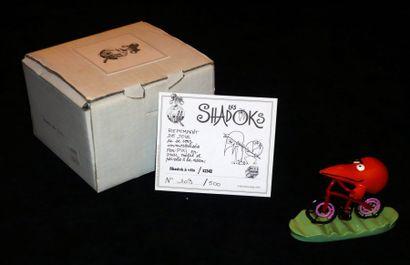 LES SHADOCKS PIXI 82342 Shadock à vélo. Tirage...