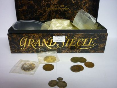Collection de monnaies 53 d'argent - 150...