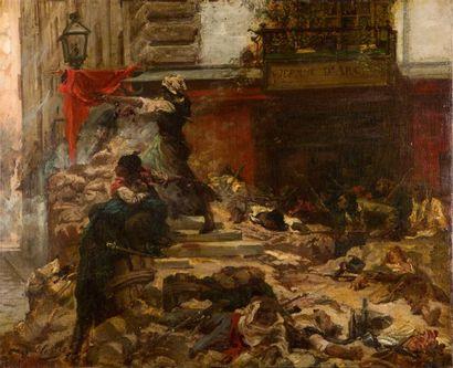 CLAIRIN GEORGES, 1843-1919