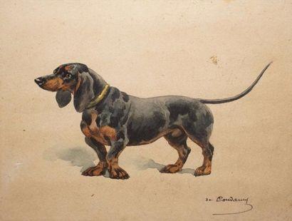 DE CONDAMY CHARLES FERNAND, CIRCA 1855-1913