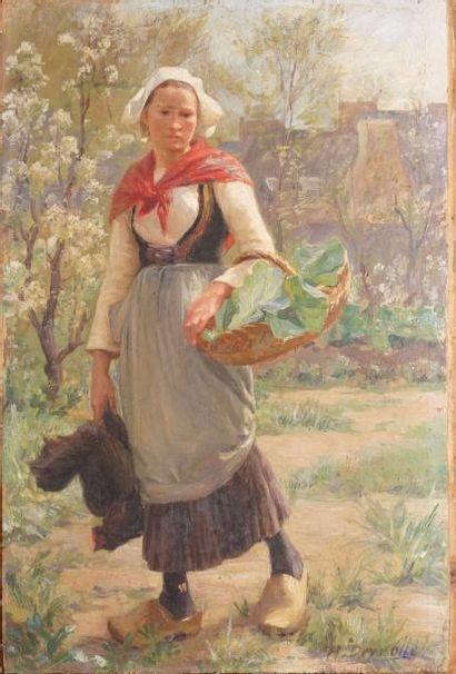 DEYROLLE THÉOPHILE LOUIS, 1844-1923