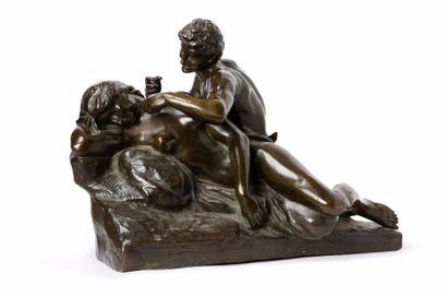 LAMBEAUX Jef, 1852-1908