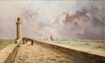 MAILLARD ÉMILE, 1846-1926