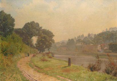 RAOUL MARIE, NÉ EN 1850