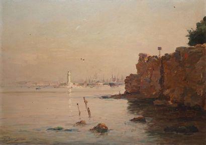 REYNAUD MARIUS, 1860-1935