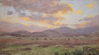 GADAN ANTOINE, 1854-1934