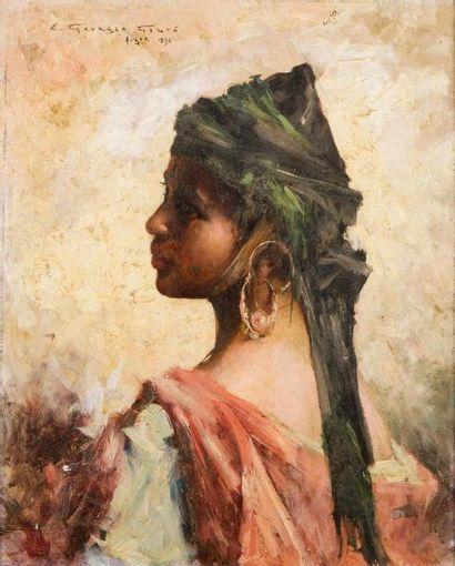 GASTÉ GEORGES, 1869-1910