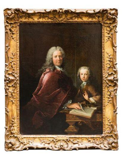 LE VRAC TOURNIERES Robert<br/>Caen 1667 - id.; 1752
