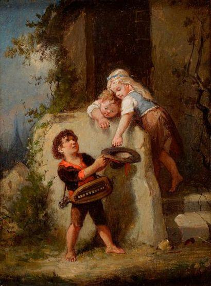 LANFANT DE METZ François Louis, 1814-1892...