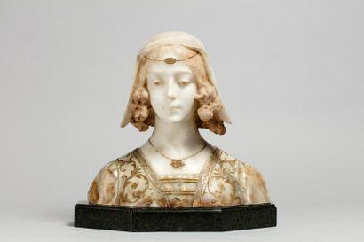 ZOI Dante, XIX-XXe siècle  La princesse,...