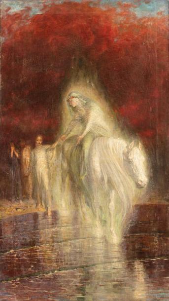 BREWSTER Anna Richards, 1870-1952  Apparition...
